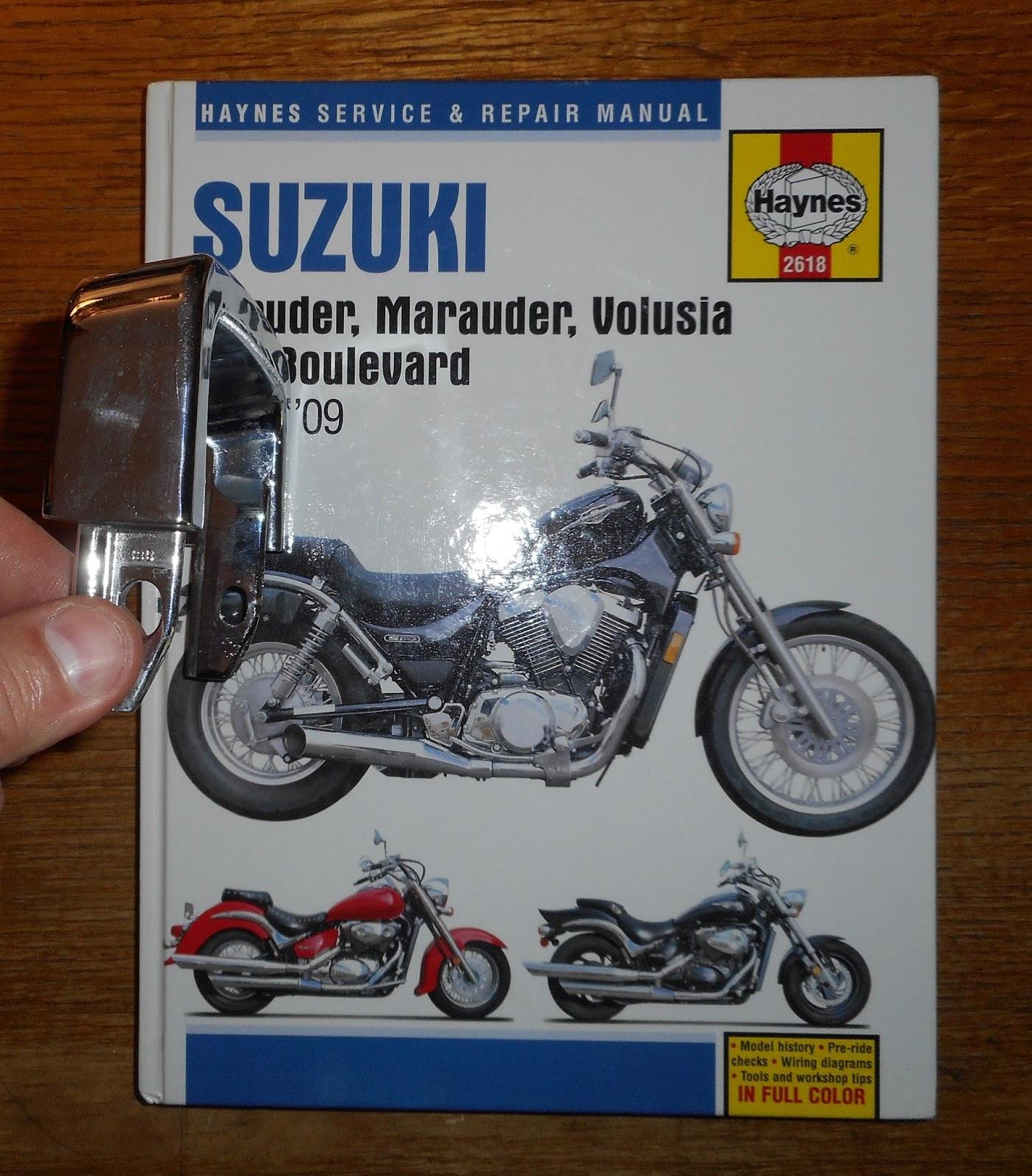 A Corbin Says What?: PaRts BiN: Suzuki & Moto Guzzi (& Then Some