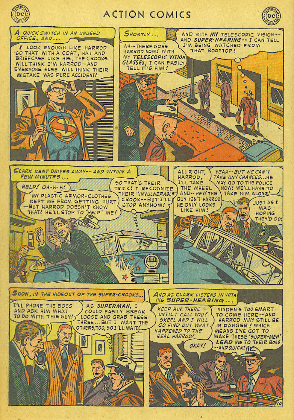 Read online Action Comics (1938) comic -  Issue #175 - 12
