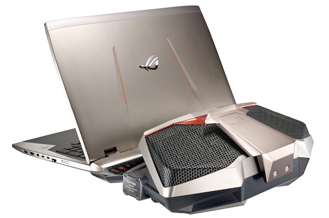 ASUS and MSI command in the booming market for laptops 'gaming'