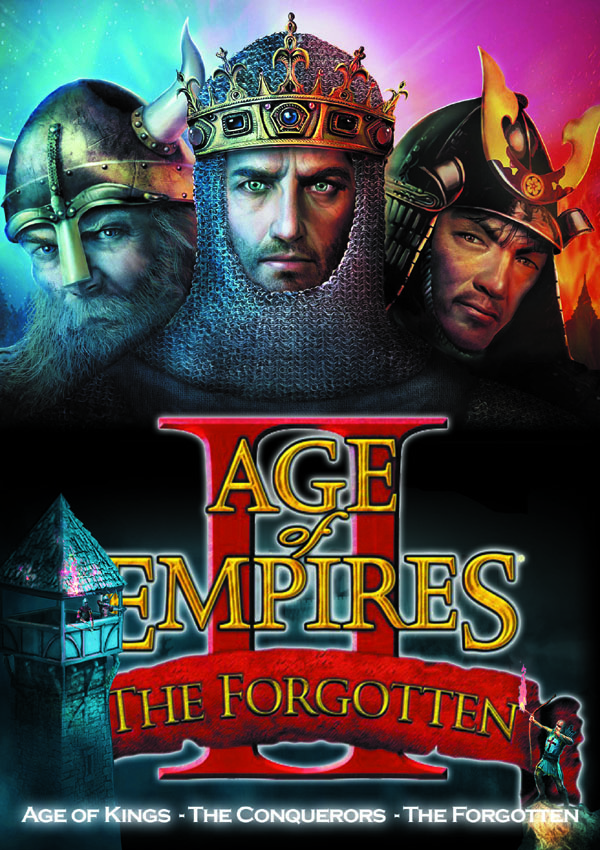 Age of Empires II The Forgotten Download Cover Free Game