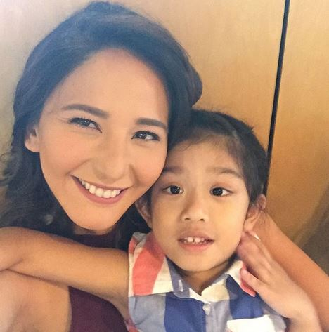Image result for katrina halili and daughter
