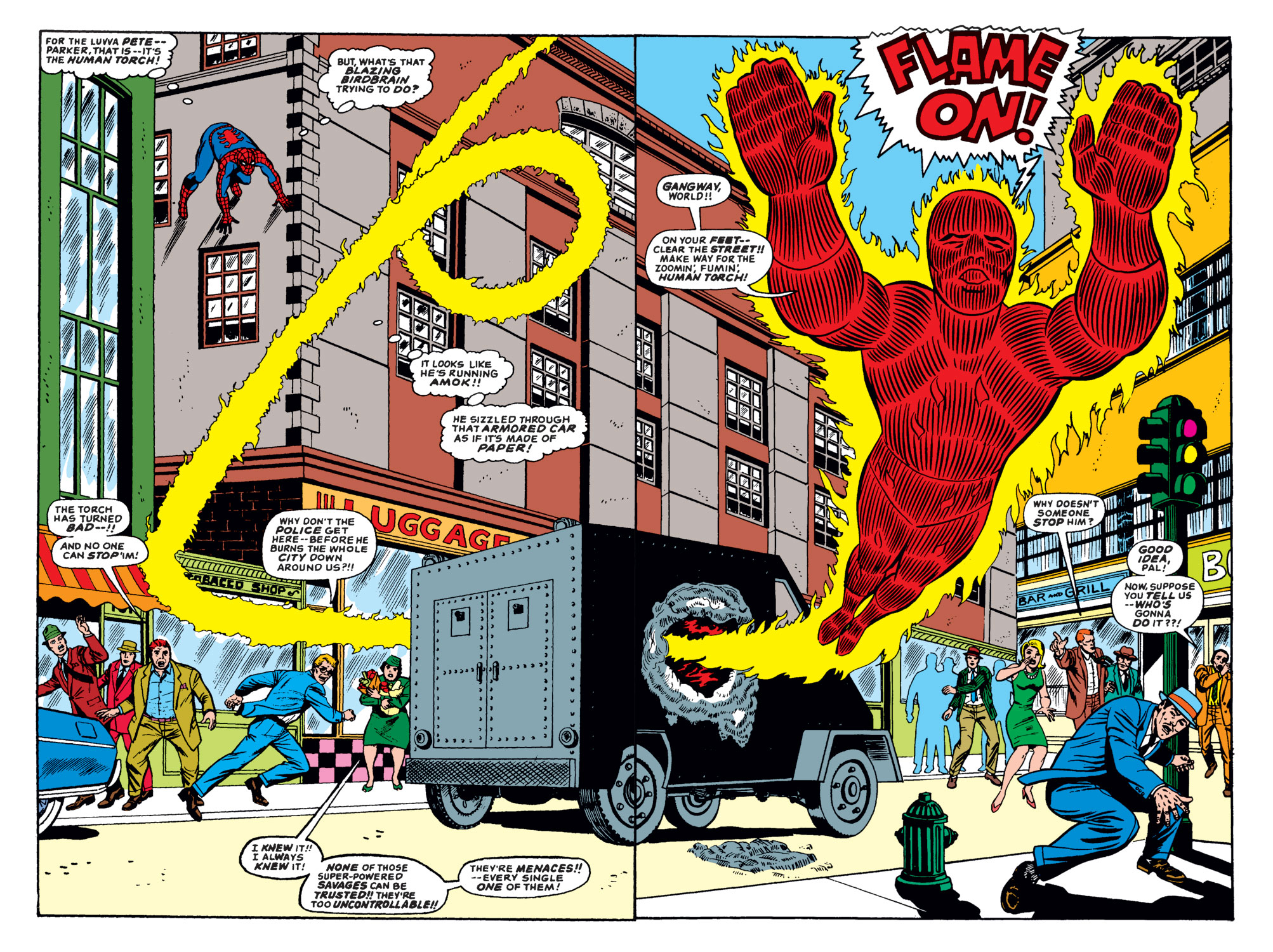 The Amazing Spider-Man (1963) _Annual_4 Page 2