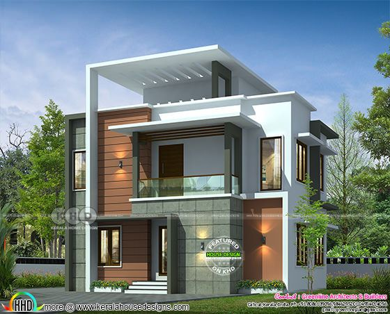 3357 square feet 4 bedroom modern contemporary home