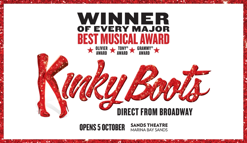 Kinky Boots Touring September