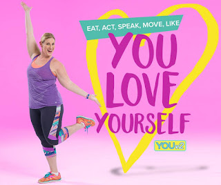 YOUv2, Leandro Carvalho, dance workout, mom workout, workout with your kids, larger women, workouts for larger women, Beachbody on demand, All access pass