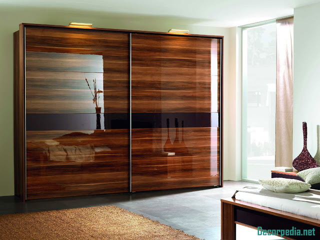 Modern sliding wardrobe design ideas for bedroom