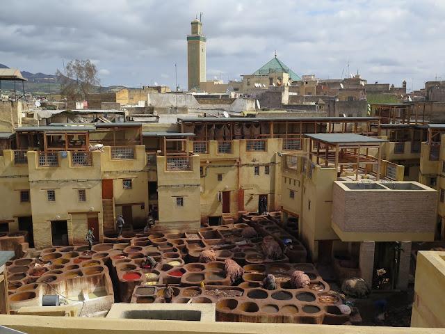 Tenerías de Fez