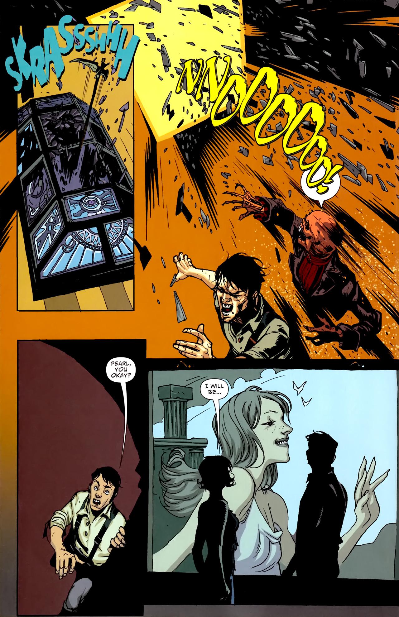Read online American Vampire comic -  Issue #5 - 9