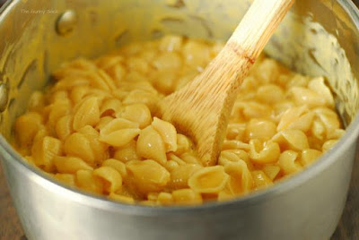 Resepi Macaroni & Cheese