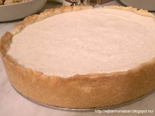 túró torta, sült túrótorta, túrótorta sütve, túrós süti