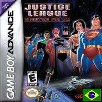 Justice League - Injustice for All (BR)