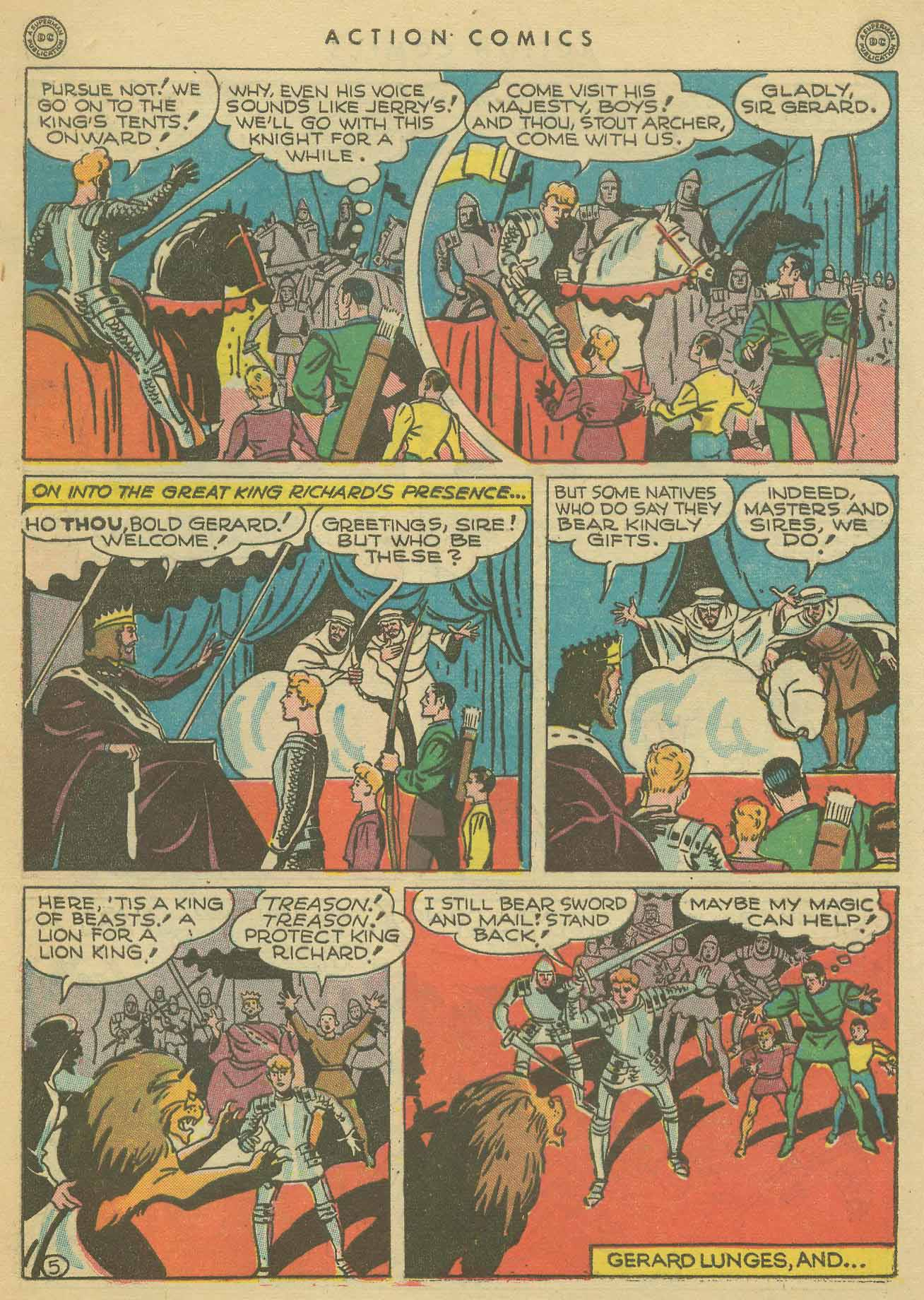 Action Comics (1938) 102 Page 44