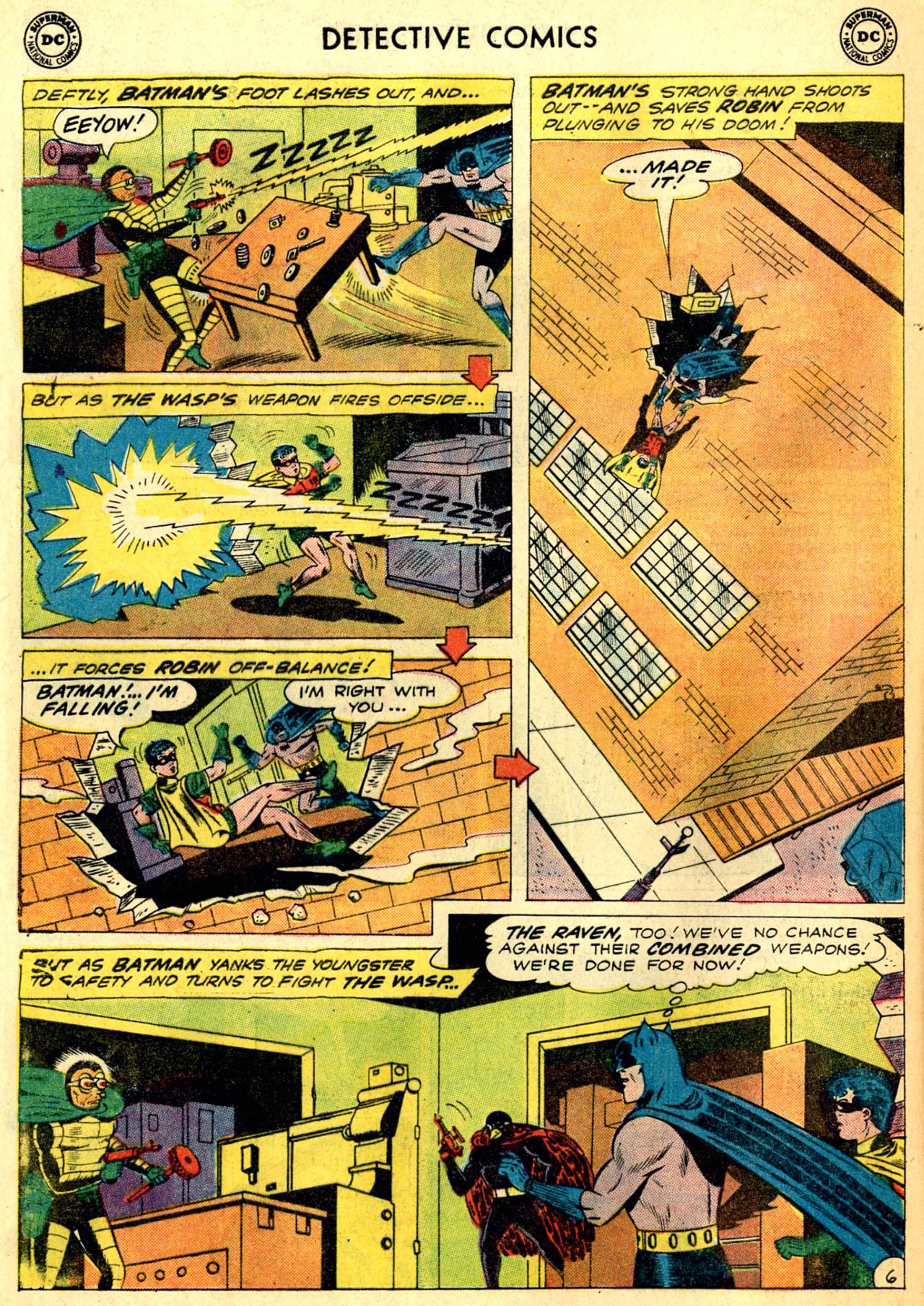 Detective Comics (1937) 287 Page 7