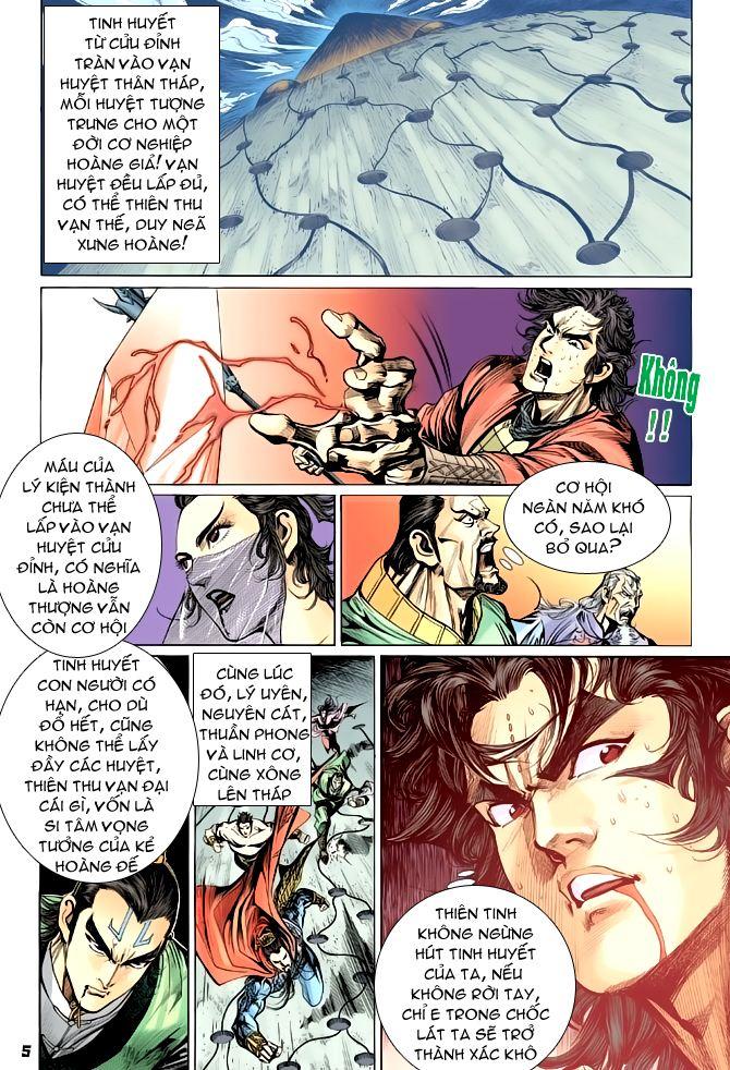 Đại Đường Uy Long chapter 55 trang 5