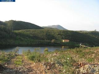 DAM, FISH / Ribeira de Nisa (Racheiro), Zonas de Pesca, Castelo de Vide, Portugal