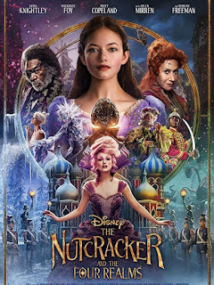 Ini Karakter di 'The Nutcracker and the Four Realms'