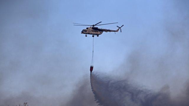 Σε εξέλιξη φωτιά στην Αλόννησο: Εκκενώθηκε ξενοδοχείο