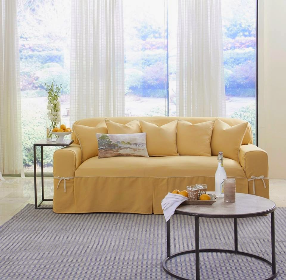 Sure Fit Slipcovers Light Bright And Refreshing