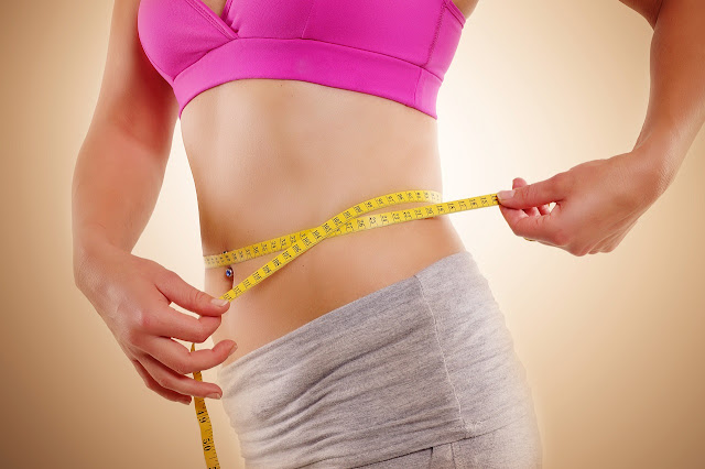 How to lose belly fat at home
