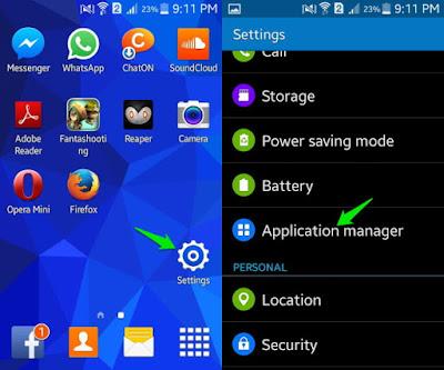 Cara Membersihkan Cache Android Secara Manual Dengan Mudah