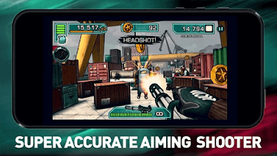 Major GUN FPS Endless Shooter v3.4.8 Mod Apk1