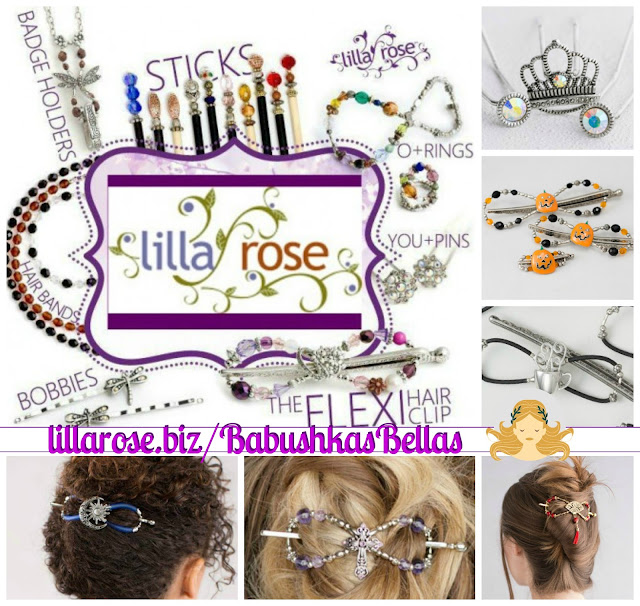 Lilla Rose Hair Babushkas Bellas Oct Collage