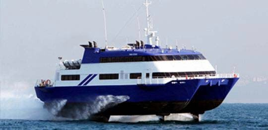 Neptune Maritime ship for sale: 279 Pax HYDROFOIL High speed
