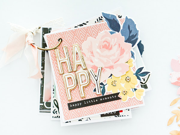 Maggie Holmes Design Team : Happy Lil Moments Album