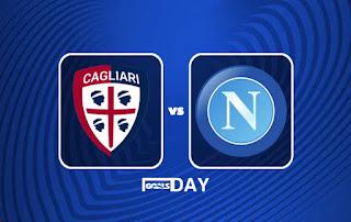 Cagliari vs Napoli – Highlights