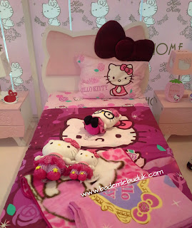 Hello Kitty nevresim