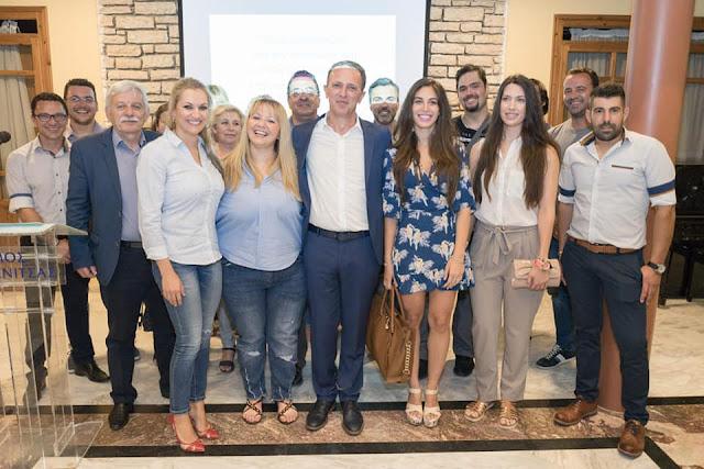 Τους πρώτους 21 υποψηφίους παρουσίασε ο Γιάννης Γόγολος για τον Δήμο Ηγουμενίτσας (+ΒΙΝΤΕΟ)