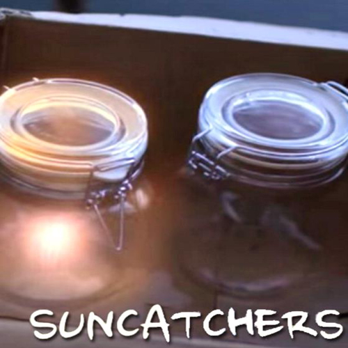 Suncatchers Poster Film