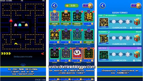 El nuevo Pac-Man gratis para Android