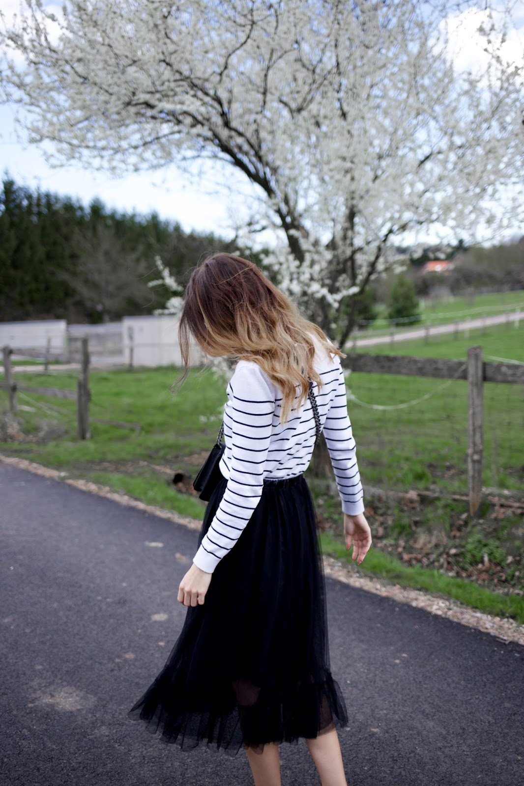 Maeva Dck, Jupe Tulle, Forever21, look printemps, blogueuse mode
