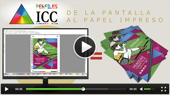 Enlace al vídeo De la pantalla al papel impreso en Inkscape