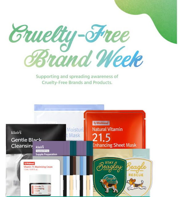 Wishtrend 2018:Free Codes And Freebies On Celebrating Cruelty Free Brand