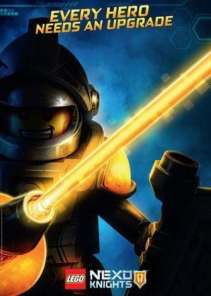 LEGO NEXO Knights [2016] [DVDR] [NTSC] [Latino]