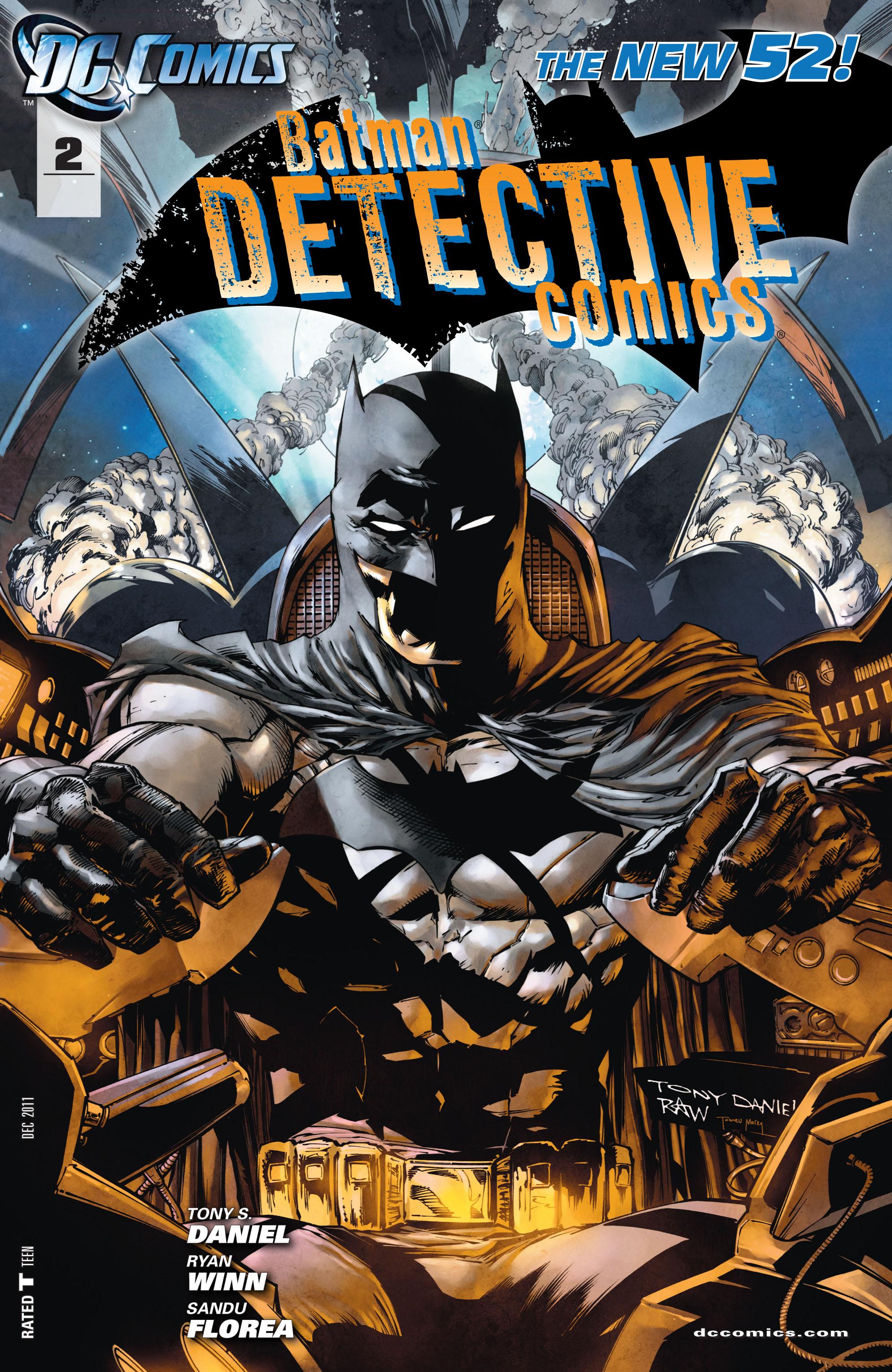 Detective Comics (2011) 2 Page 1