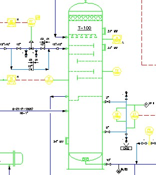 crear diagrama P&ID