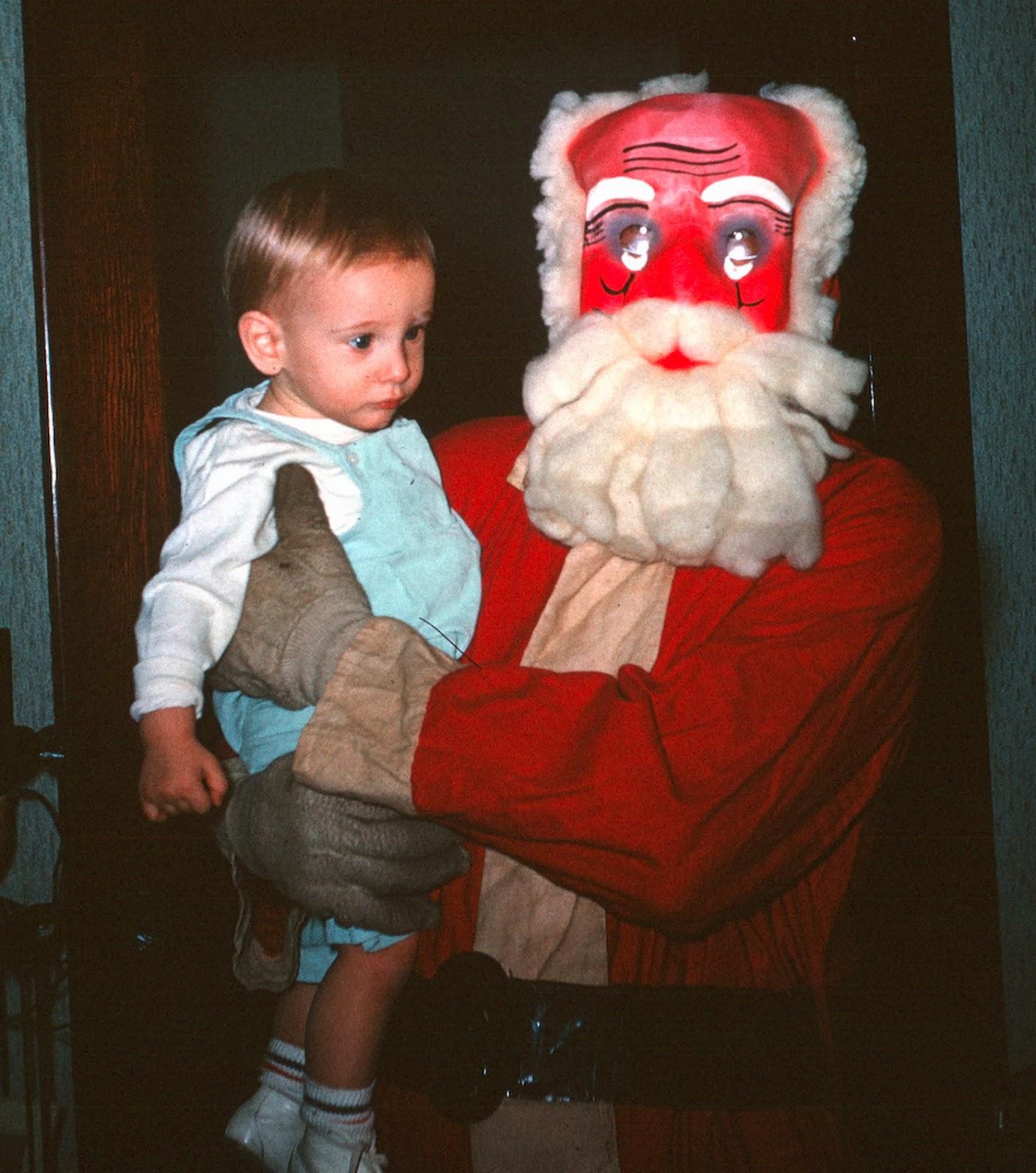7 Sosok Seram Dari Santa Claus Yang Bikin Merinding Fakta Unik
