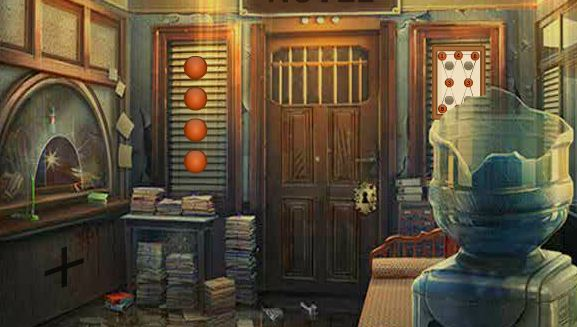 AvmGames Old Novel House Escape Walkthrough