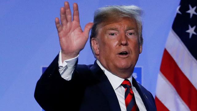 """Trump tiene """"expectativas bajas"""" respecto a la reunión con Putin"""