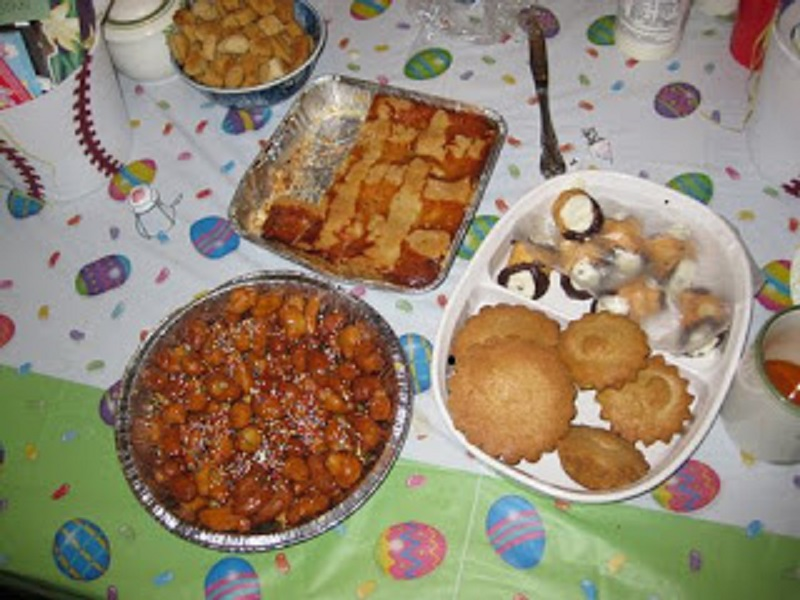 Pusties Pastaciotti Recipe