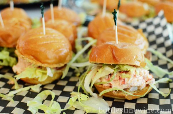 """sweet buns"" ""Save the Bay"" Narragansett, lobster, sliders"
