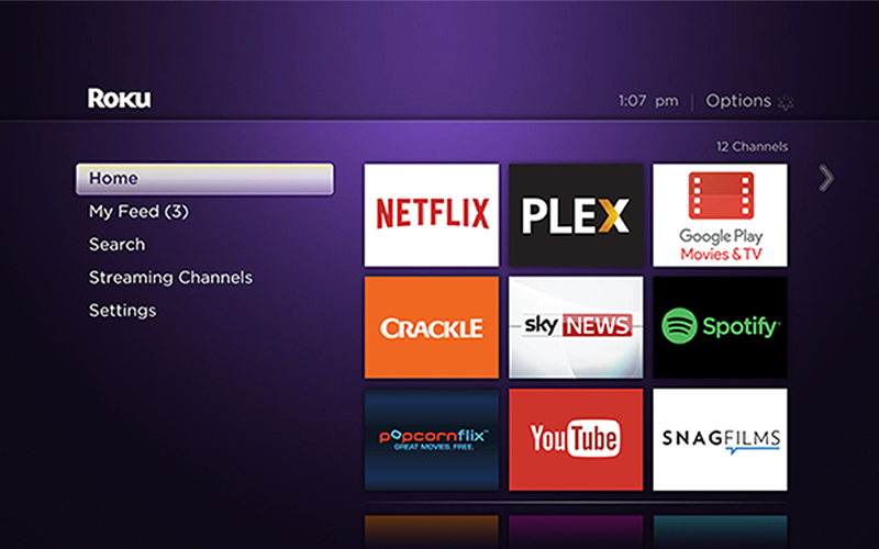 Powerful media streaming devices like Roku offer so much posibilities