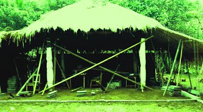 Misteri Rumah Tiban Desa Semen