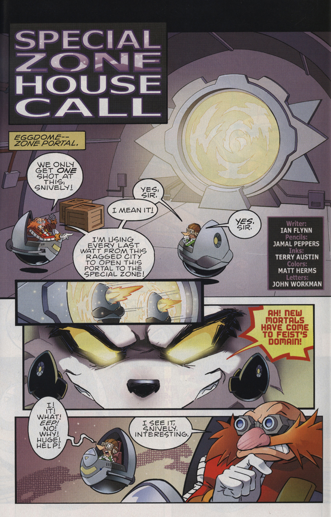 Read online Sonic The Hedgehog comic -  Issue #223 - 27