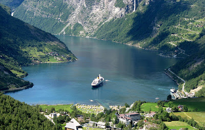 Norway: 15 days in July
