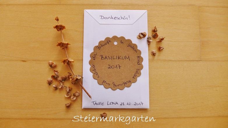Basilikum-Saattütchen-zur-Taufe-Steiermarkgarten