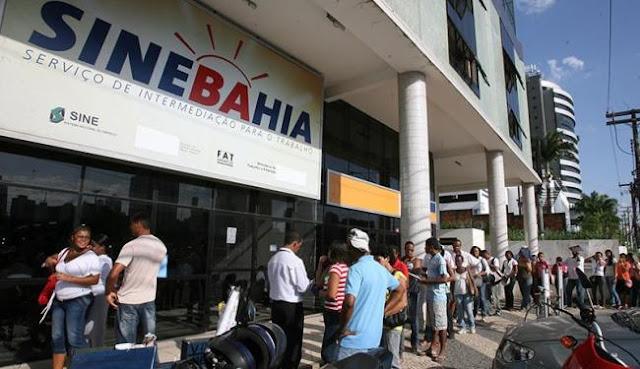 SineBahia abre vagas nesta sexta-feira (23)